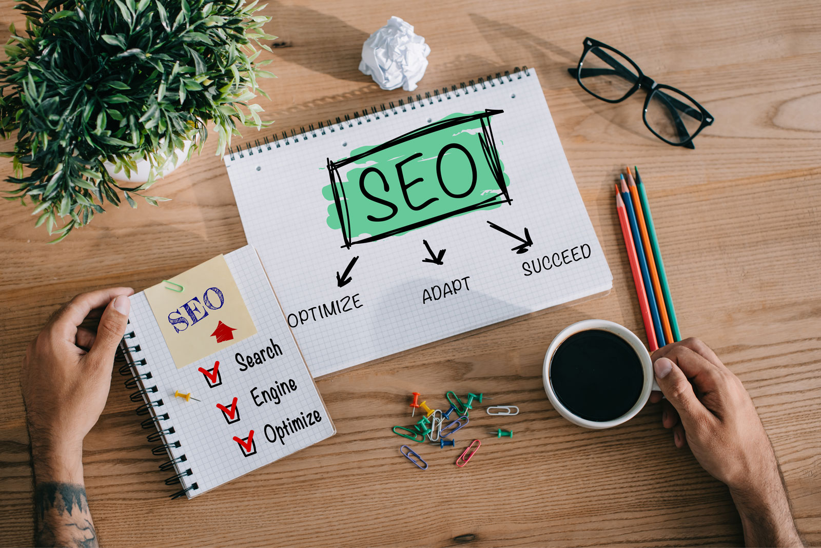 executing seo strategy for company in Ireland