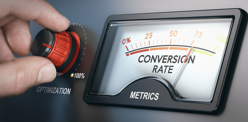 SEO company in Cork demonstrating conversion rate