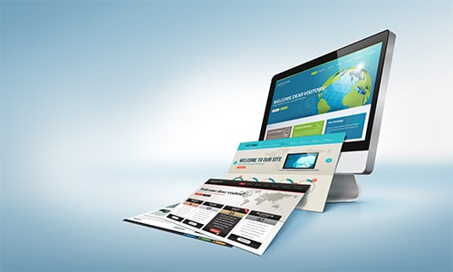 image of web design ireland