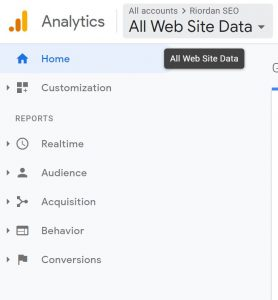9 Important Areas to Analyse in Google Analytics